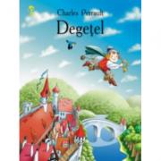 Degetel. Cheita de aur - Charles Perrault