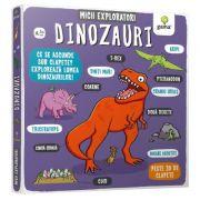 Dinozauri. Colectia Micii exploratori - Ruth Martin