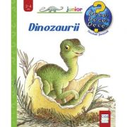 Dinozaurii - Angela Weinhold. Colectia Junior