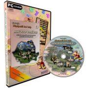 Discipolii lui Toby 01. Minunile Romaniei, cultura generala. CD