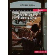 Dragostea are picioare lungi - Calina Bora