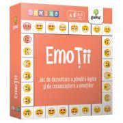 Emotii. Colectia Domino