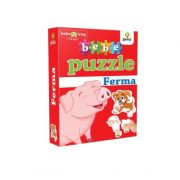 Ferma. Colectia Bebe Puzzle