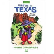Furturi in Texas. Seria Misterele lui Miss Mallard - Robert Quackenbush