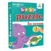 In ocean. Colectia Bebe Puzzle