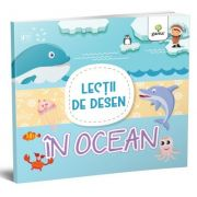 In ocean. Colectia Lectii de desen