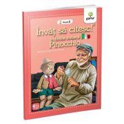Invat sa citesc in limba italiana. Nivelul 1. Pinocchio