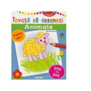 Invata sa desenezi animale (Maini creative) - Lieve Boumans