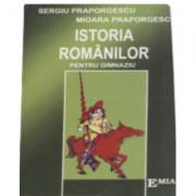 Istoria romanilor pentru gimnaziu - Sergiu Praporgescu