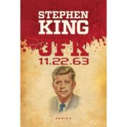 JFK 11. 22. 63 (hardcover) - Stephen King