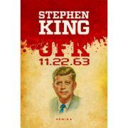 JFK 11. 22. 63 (paperback) - Stephen King