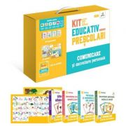 Kit educativ pentru prescolari. Comunicare si dezvoltare personala