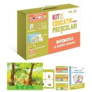 Kit educativ pentru prescolari. Matematica si abilitati numerice