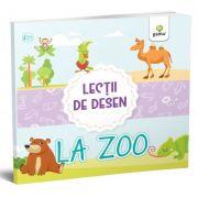 La zoo. Colectia Lectii de desen