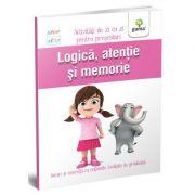Logica, atentie si memorie - Activitati de zi cu zi pentru prescolari de 3 - 4 ani