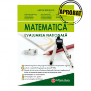 Matematica. Evaluarea nationala. Clasa a VIII-a - Artur Balauca