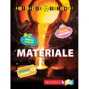 Materiale. Seria Discover Science - Clive Gifford