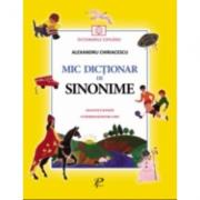 Mic dictionar de sinonime - Alexandru Chiriacescu