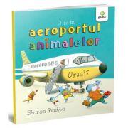O zi in aeroportul animalelor - Sharon Rentta