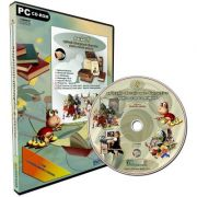 Pachet 8 aplicatii educationale distractive. CD