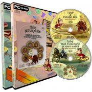 Pachet grupaje educationale pentru 5-12 ani. CD
