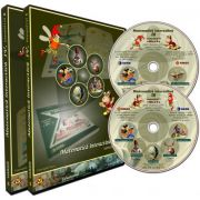 Pachet Matematica interactiva IV, semestrele 1 si 2. CD