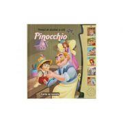 Pinocchio. Carte cu sunete