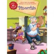 Pinocchio. Autocolante