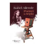Portret in sepia - Isabel Allende