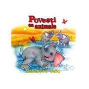 Povesti cu animale. Elefantica Bella