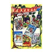 Povesti de colorat - Paulina Popa