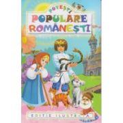 Povesti populare romanesti. Editie ilustrata - Regis