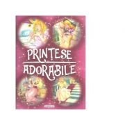 Printese adorabile - Fratii Grimm, Charles Perrault, Lewis Carroll