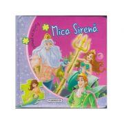 Puzzle cu povesti - Mica Sirena