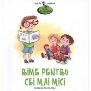 Rime pentru cei mai mici, volumul 1 - Lucia Muntean