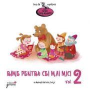 Rime pentru cei mai mici, volumul 2 - Lucia Muntean