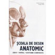 Scoala de desen anatoic - Andras Szunyoghy