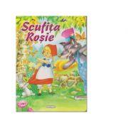 Scufita Rosie (format A4) (colectia Arlechin)