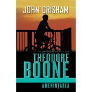 Theodore Boone. Amenintarea - John Grisham