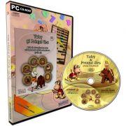 Toby si Printul Urs, grupaj educational 01. CD