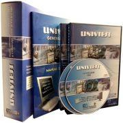 UnivTest Generator Pro. Aplicatie componenta a pachetului UnivTest, solutie completa pentru proiectarea si utilizarea testelor de evaluare. Suport media CD - Licenta multi-user
