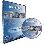 UnivTest Reader Analist. Aplicatie completa a pachetului UnivTest, solutie completa pentru proiectarea si utilizarea testelor de evaluare. CD - Licenta individuala