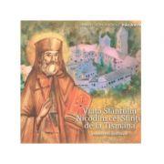 Viata Sfantului Nicodim cel Sfintit de la Tismana - Povestita copiilor- Ion-Viorel Vacariu