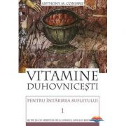 Vitamine duhovnicesti pentru intarirea sufletului. Zi de zi cu Hristos de-a lungul anului bisericesc. vol. 1 - Anthony M. Coniaris