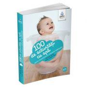 100 de activitati cu apa pentru dezvoltarea si relaxarea bebelusului - Perrine Alliod si Anne-Sophie Bost