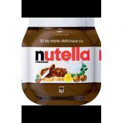 30 de retete delicioase cu Nutella - Larousse