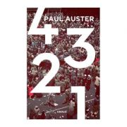 4 3 2 1 - Paul Auster