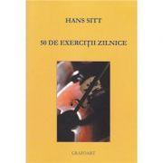 50 de exercitii zilnice - Hans Sitt