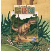 ABC. Dinozaurii mei - Luisa Adam