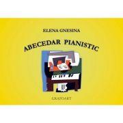 Abecedar pianistic (cu spira) - Elena Gnesina